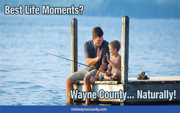Best Life Moments?, Wayne County Naturally