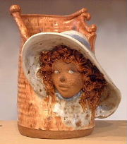 Reece Pottery by Thomas Reece offers sculptural and home goods in Newfoundland Wayne County Pennsylvania in the Pocono Mountains